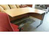 Left and right corner desks