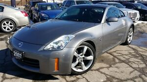 2007 Nissan 350Z Grand Touring  - LEATHER! HEATED SEATS! BLUETOO