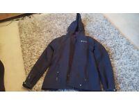 Mountain warehouse softshell jacket size 16