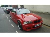 2002 BMW 330CI IMOLA RED