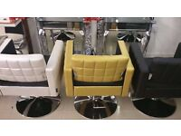 New Salon Furniture for sale Salon Chairs Black Styling Chairs