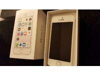 Un-used Apple IPhone 5s 16Gb