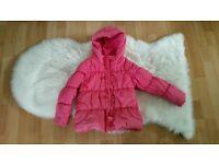 Girl's winter jacket Next size 3-4