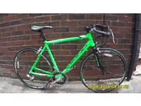 VIKING SPRINT XRR 14 SPEED RACING BIKE LIGHTWEIGHT 22in/56cm ALLOY FRAME EXCELLENT COND