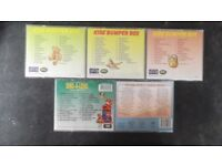 Childrens CD's (Bumper box 3 disc set, Sing-a-long favourites, 46 songs, stories & nursery Rhymes)