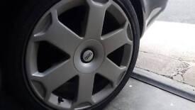 Audi 18 inch s4 alloys
