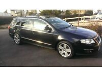 VW Passat Estate 2 litre TDI 170HP Sport Black