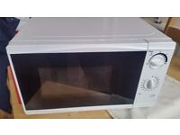 Microwave for £5