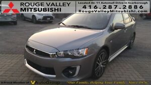 2016 Mitsubishi Lancer GTS AWD - NO ACCIDENT!!! FROM $220 BWKLY!