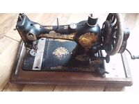 QUICK sale!!! SEWING Machine Jones Family