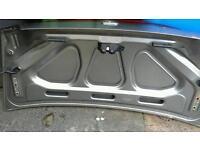 Honda s2000 boot lid