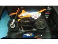 RC motorbike Anderson M5 motorcross