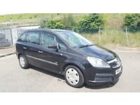 **7 Seater** 2006 Vauxhall zafira 1.6 Petrol 8 Month MOT 95000 Miles Only...