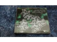Music of The British Isles set of 5 CDs