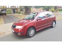 Skoda fabia auto automatic car 1.4 engine low miles vw polo engine