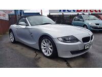 BMW Z4 - 2.0 i SE Roadster 2dr - Immaculate!