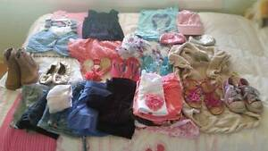 Girls - Size 3 clothes and size 8 shoes Willyaroo Alexandrina Area Preview