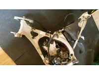 Yz 250f projects/parts