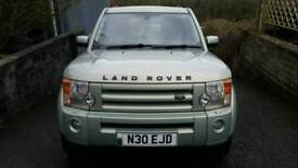 Land rover discovery 3 2.7d 2005