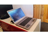 Sony Vaio VGN-NR38M Laptop/Intel Pentium Dual Core 1.86Ghz/3Gb Ram/160Gb HDD/Dvdrw/Windows 7