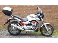 Moto Guzzi Breva 750ie 2005