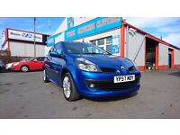 57 Renault Clio SX 1.1 Dynamique, Sports look, only 70,200 miles, low insurance, very economical.