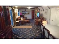 Double Furnished En Suite Bathroom - Room to Rent nr Kirton Lindsey