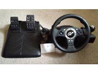 Logitech Driving Force Pro - Racing Wheel