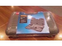 "Halfords 65 Piece Socket Set 1/4"" 3/8"" Drive Ratchet Chrome Vanadium Steel - Collection Only."