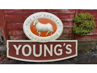 youngs Sign