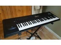 Keyboard Korg X3 music workstation