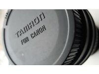Tamron AF 70-300mm F/4-5.6 for Canon (with lens hood)