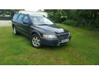 EXCELLENT VOLVO XC70 4WD CROSS COUNTRY AUTOMATIC DIESEL ESTATE