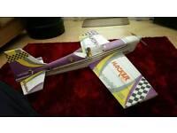 Rc plane Hacker Katana epp foam model