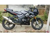 Lexmoto xtr 125cc