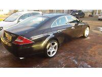 Mercedes CLS Black
