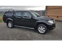 Sept 2012 Black Nissan Navara for Quick sale