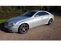 Merc. CLS 320 CDI 2006 (price reduced)