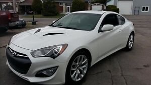 2013 Hyundai Coupé Genesis 2.0 Turbo,Manuelle,Cuir,Navigation,To
