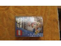 4 lots of collectable Star Wars lego