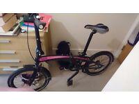 Tern verge duo folding bike