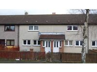 FOR RENT - 2 BEDROOM HOUSE IN CENTRAL ROAD CROMBIE FIFE