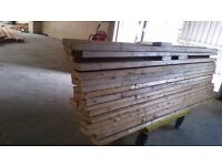 FREE!! timber joists 3m 3.5m Lenghts