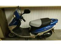 Brand new scout scooter 50cc