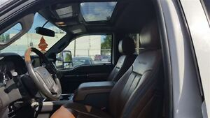 2013 Ford F-350 Platinum  | DIESEL Powerstroke | Call Today Edmonton Edmonton Area image 9