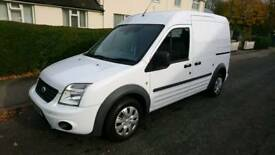 Ford transit connect trend lwb high roof manual diesel
