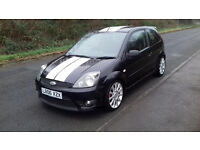 2006 Ford Fiesta Zetec S...with a difference