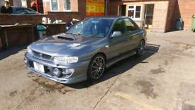 SUBARU IMPREZA 2000 TURBO RB5