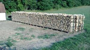 Firewood - By the Dump Truckload