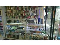 Mobile phone section for sale